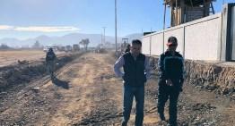 Avanza la construcción del Cuartel para la Guardia Nacional