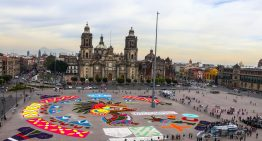 Expone Guanajuato su arte efímero en la Ciudad de México