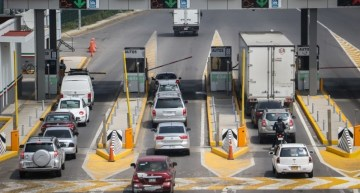 Aumentan 3%  las tarifas de carreteras federales de cuota