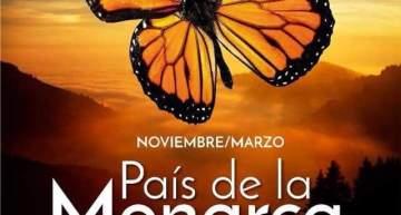 Visita el pais de la Monarca: Noviembre-Marzo