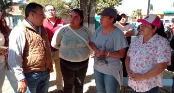 """Atienden a pobladores  de la zona de la comunidad de """"Solís"""""""