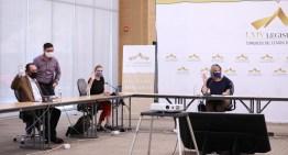 Aprueban a los 46 Ayuntamientos las reuniones a distancia