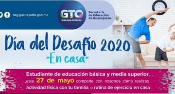 """La SEG convoca a participar en el """"Día del Desafío"""""""