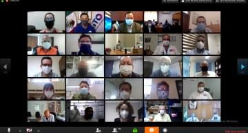 Mediante una convocatoria por la salud; buscan cortar los contagios y fallecimientos por COVID-19