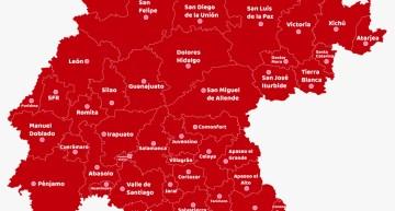 809 fallecimientos por la pandemia registra Guanajuato