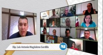 Proteger de agresiones al sector salud, es nuestro compromiso: Luis Magdaleno