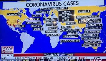 El Papa Francisco  pide oración por los enfermos del Coronavirus