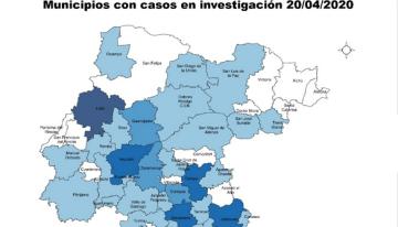 De 18, Acámbaro baja a 7 casos en investigación por pandemia