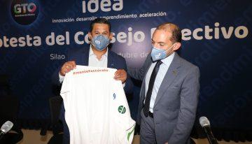 Guanajuato tendrá un nuevo  modelo de desarrollo mediante la innovación: DSR