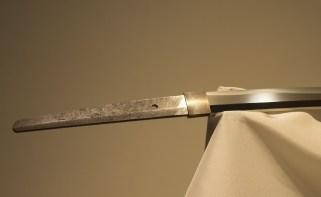 Long sword signed Kunitoshi