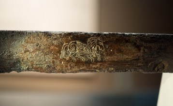 5th century decorated sword