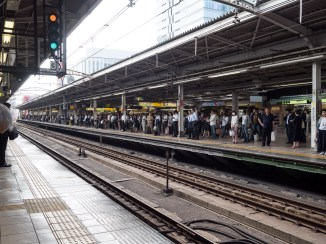 Busy station is busy