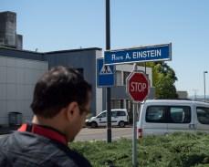 Route A Einstein