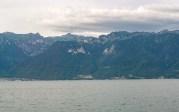 Along Lake Geneva