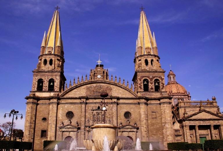 11. Catedral de Guadalajara