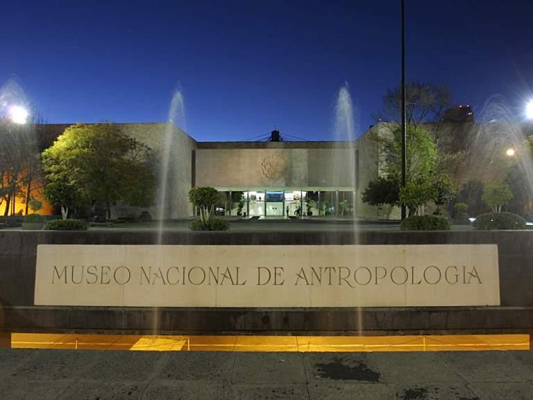 5. Museo Nacional de Antropología