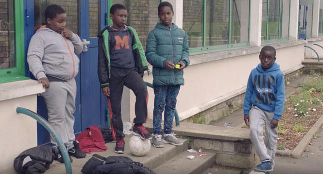 Asfalto e pallone banlieue | Numerosette Magazine