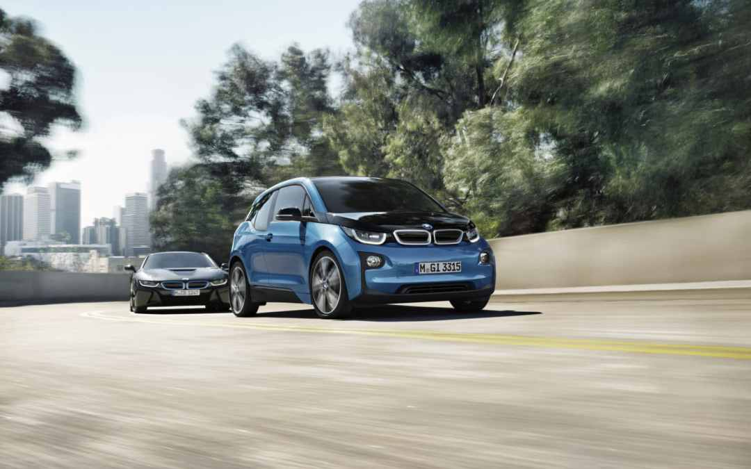 The BMW i3 REx driving report