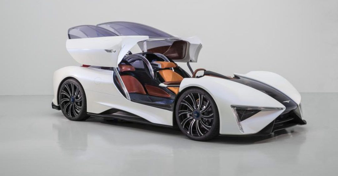 techrules ren electric vehicle wattev2buy