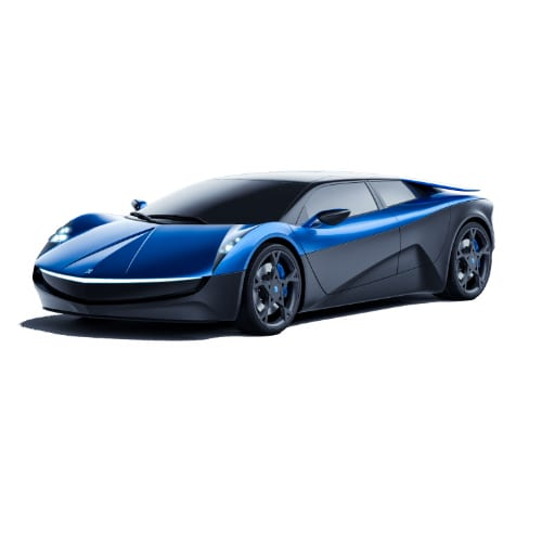 Elextra Cars lifts the lid on its electric supercar