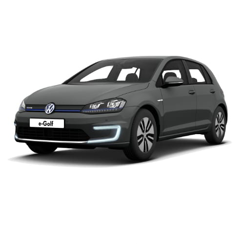 VOLKSWAGEN E-Golf EV Specs Range Battery Price