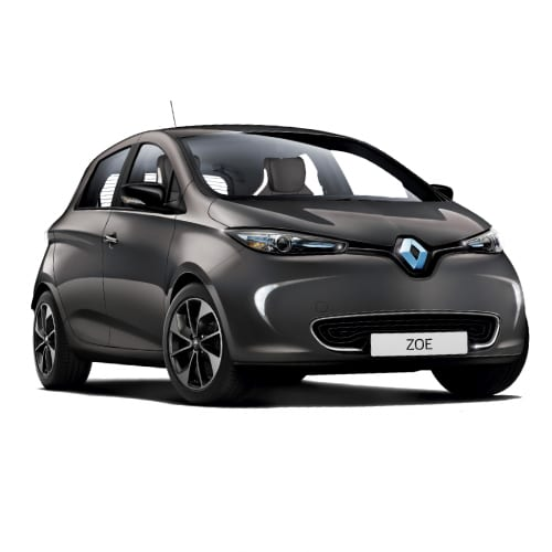 Renault Zoe: Renault Electric Car Strategy