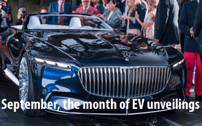 Top 5 Electric Vehicle News Stories of Week 34 2017