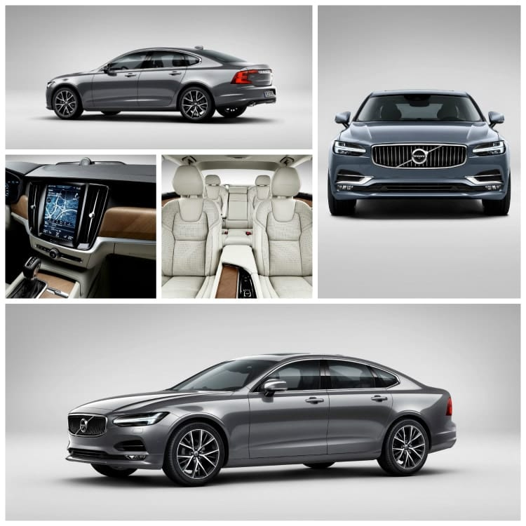 volvo s90 t8 phev specs range price charge time pictures. Black Bedroom Furniture Sets. Home Design Ideas