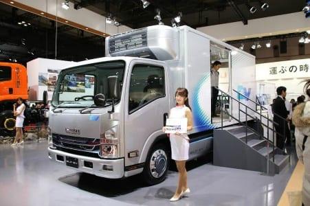 Isuzu LDV Truck Top-5-EV-newsletter-week-3-2018