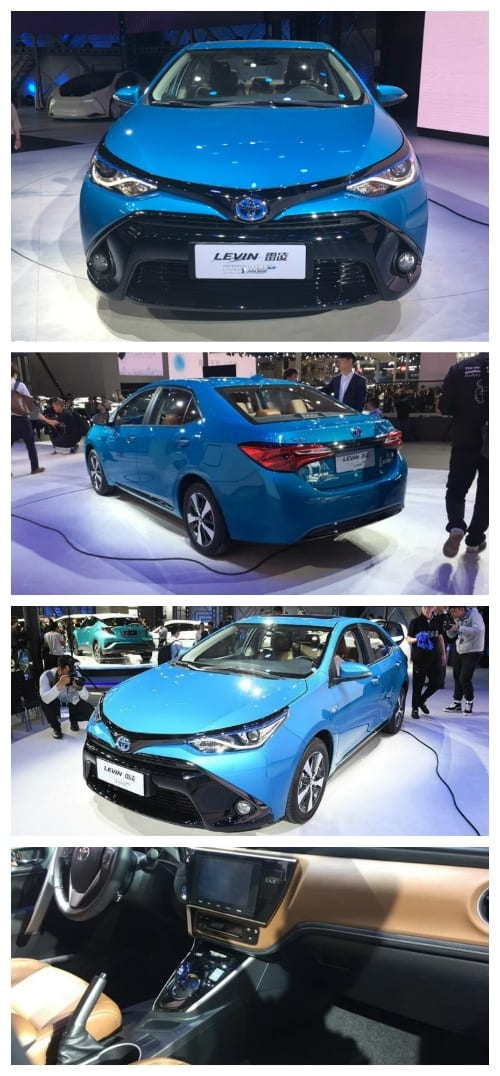 Toyota-levin-phev ictures