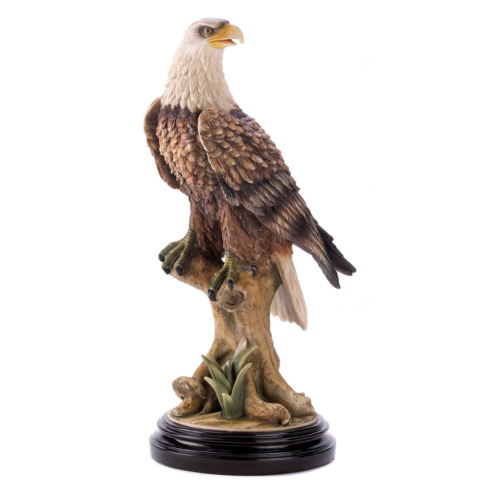 Large Eagle Statue Outdoor Lawn And Garden