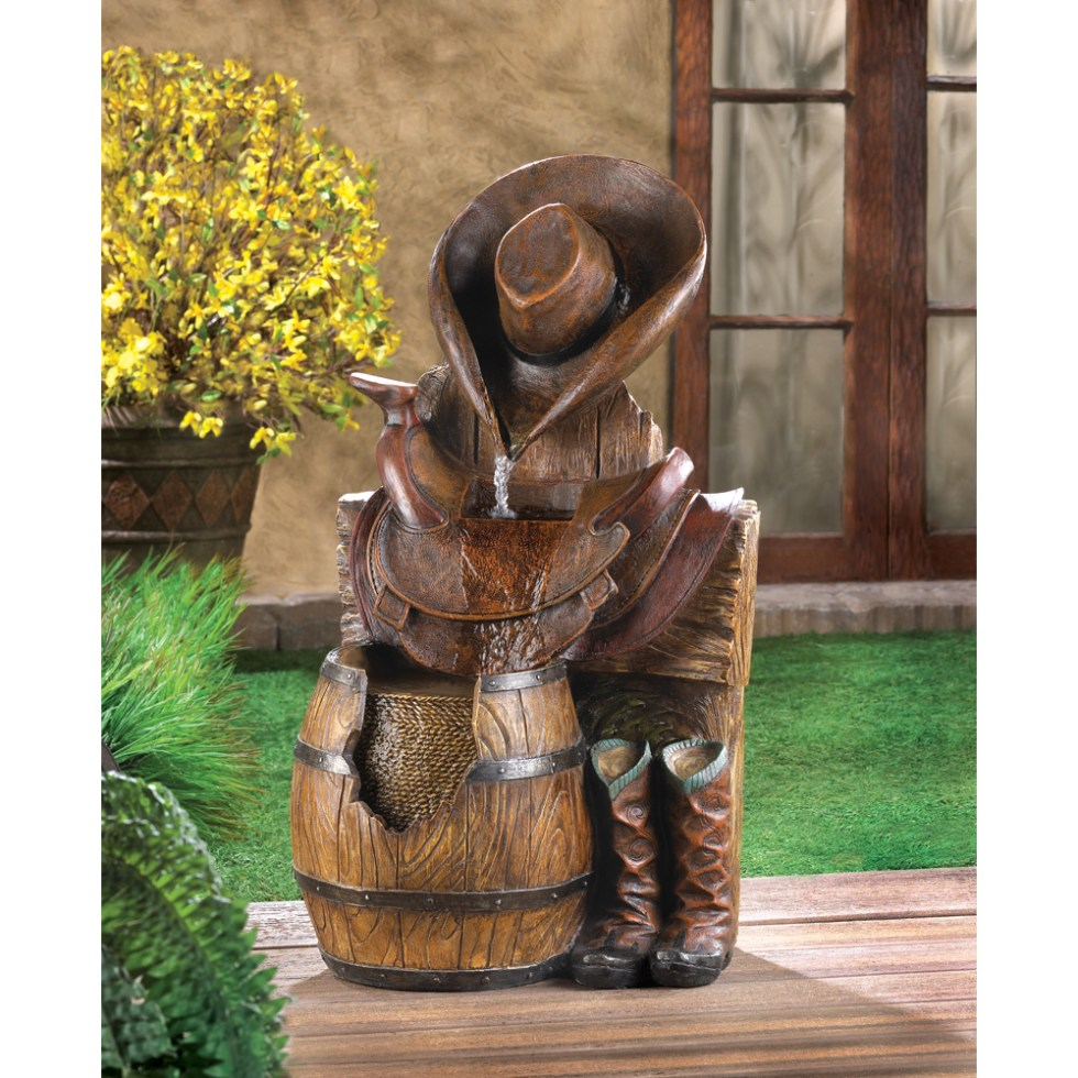 Wholesale Wild West Water Fountain - Buy Wholesale Fountains