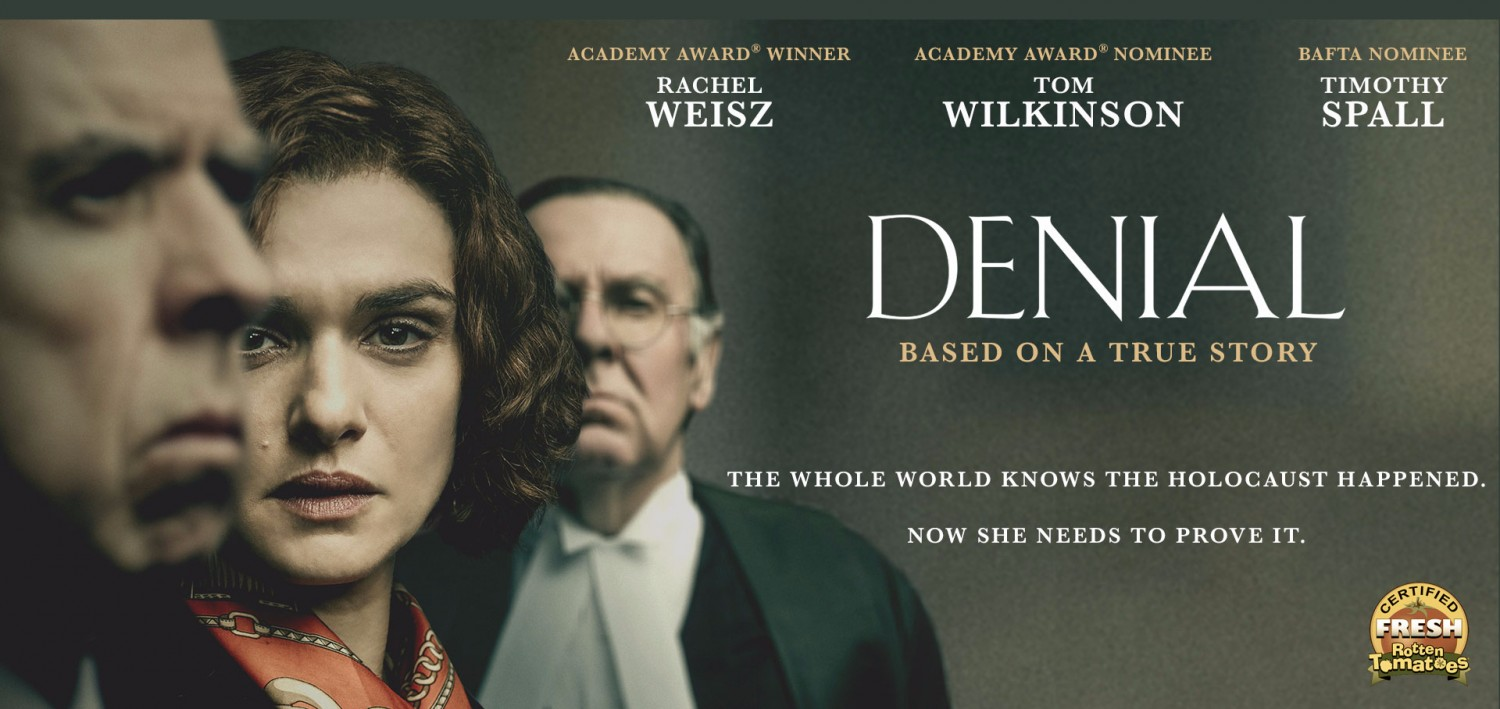 Image result for Denial movie