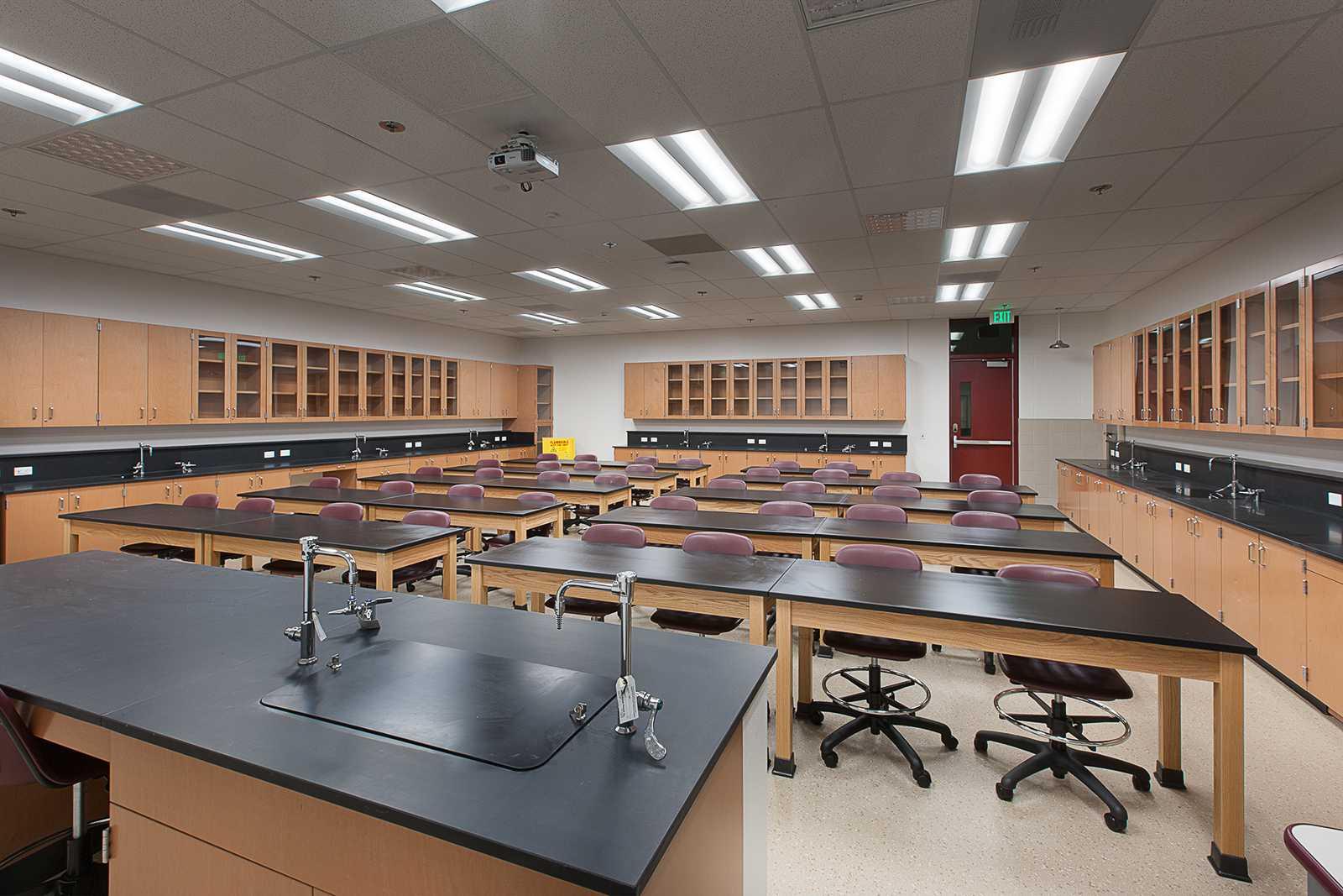 Ontario High School Classroom Building