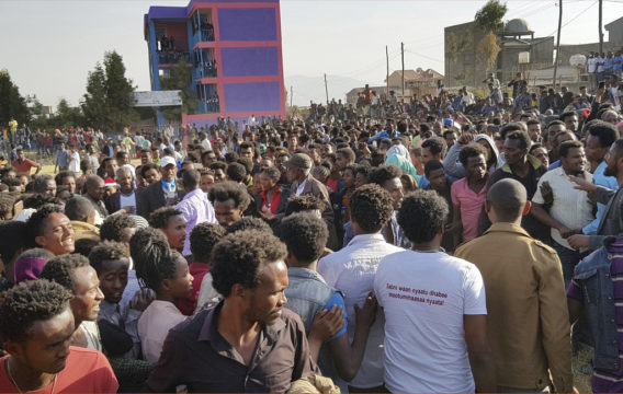 Ethiopia Politicians Freed