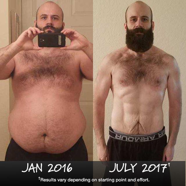 David Mierzwa Lost 104 Pounds