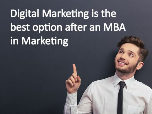MBA in Marketing