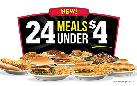 Steak And Shake Lunch Menu