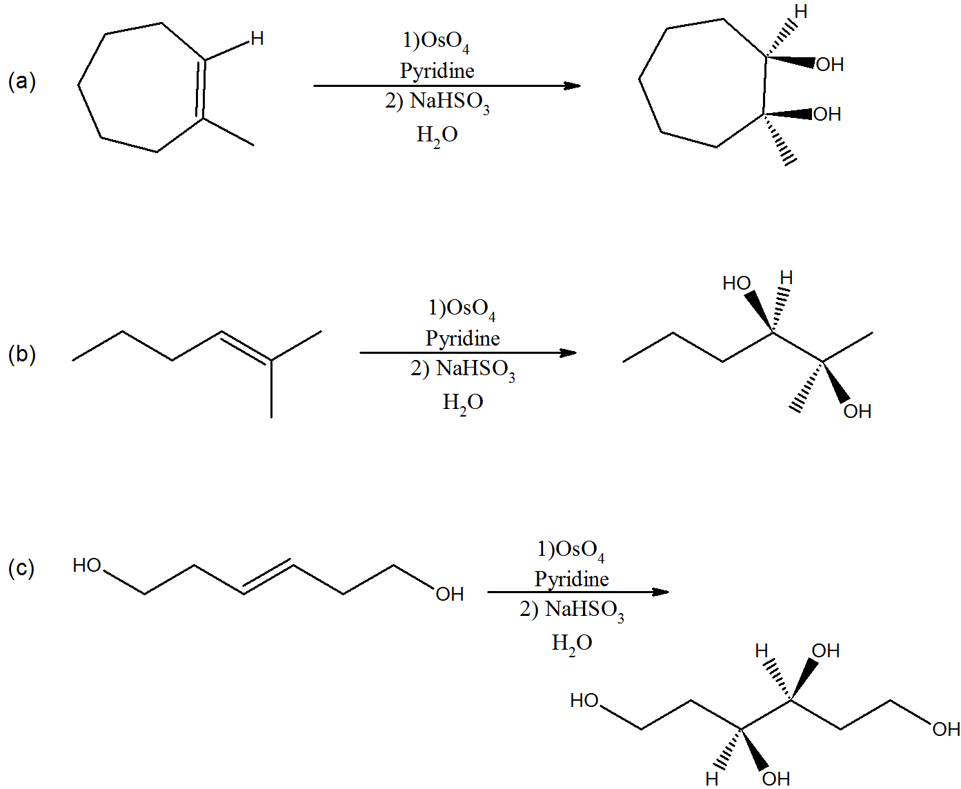 Oxidation Of Alkenes Cleavage To Carbonyl Compounds