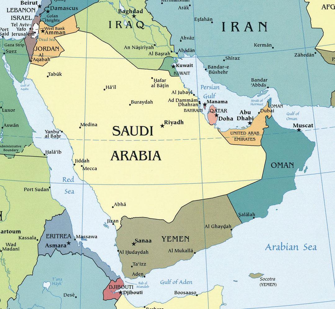 8 5 Arabs Islam And Oil