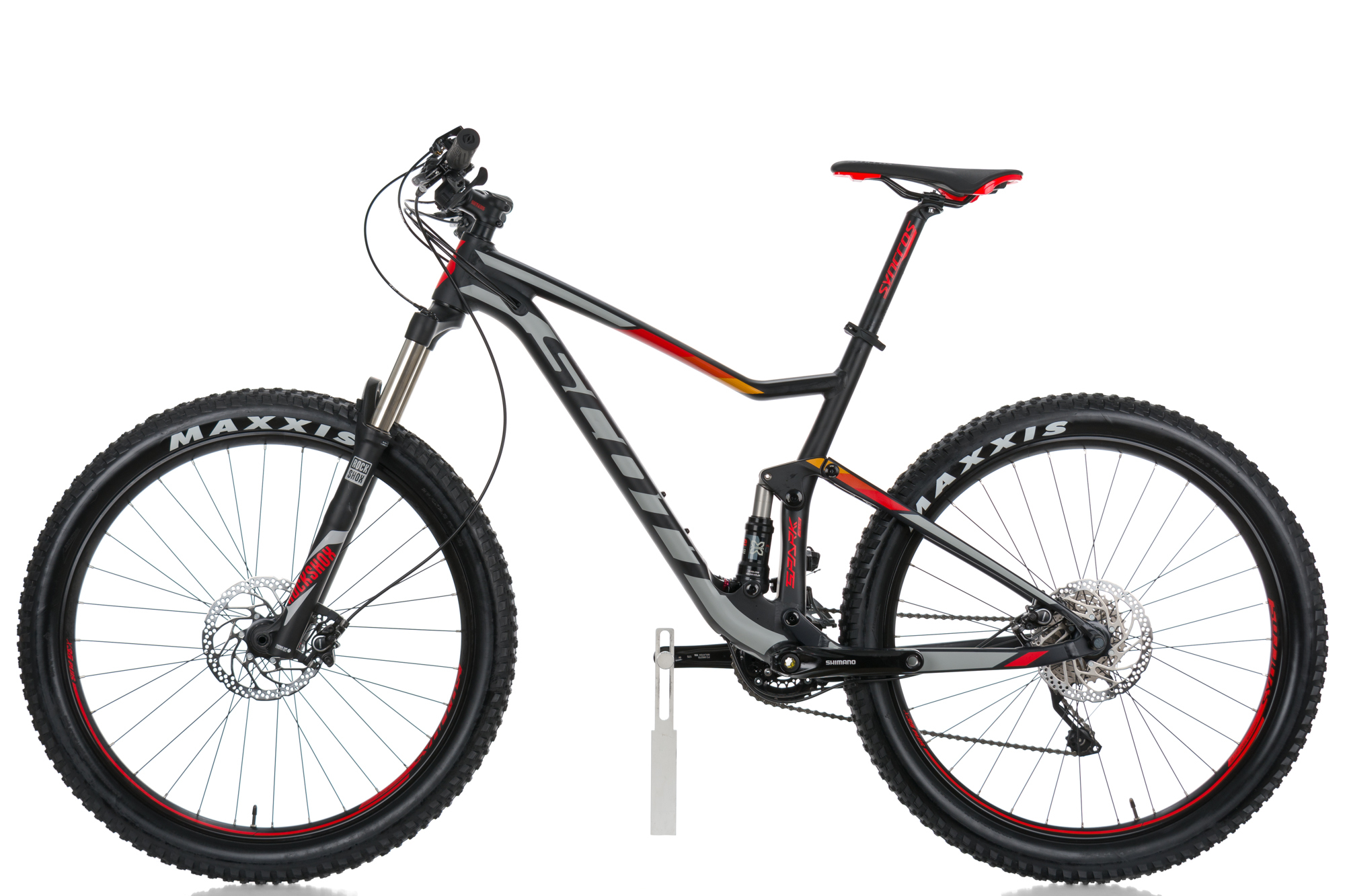 Scott Spark 730 Plus Mountain Bike Large 27 5