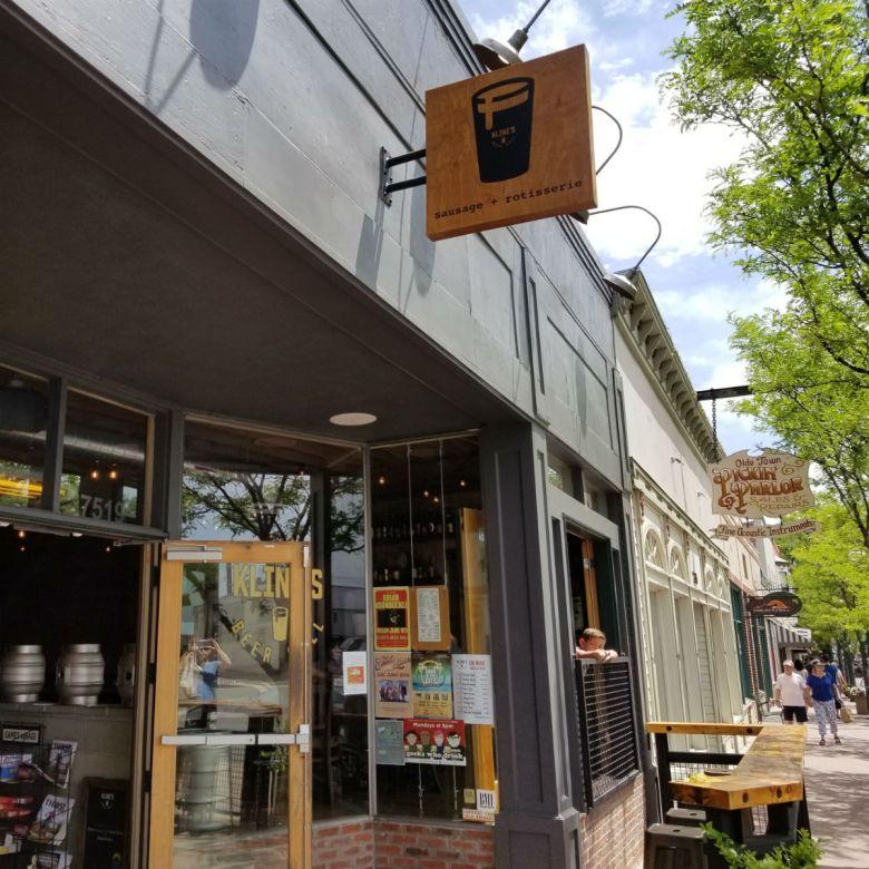Kline's Beer Hall