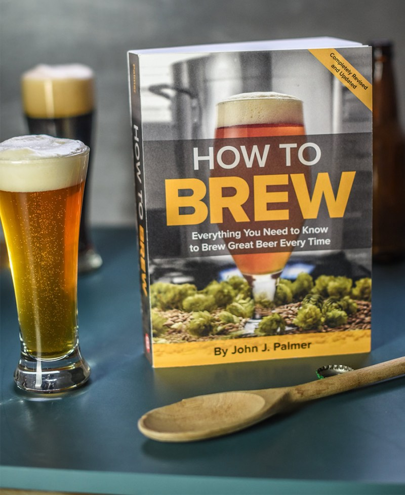 how to brew john palmer beer book