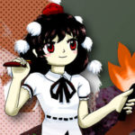 Touhou 16 Aya Shameimaru