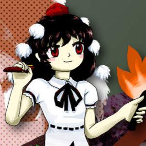 Touhou16 Aya Shameimaru