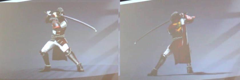斬月3Dモデル