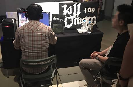 BitSummit killthedragon
