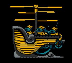 飛行船11
