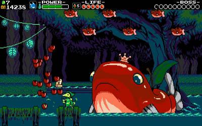 プレイグオブシャドウズ リンゴマスの池02