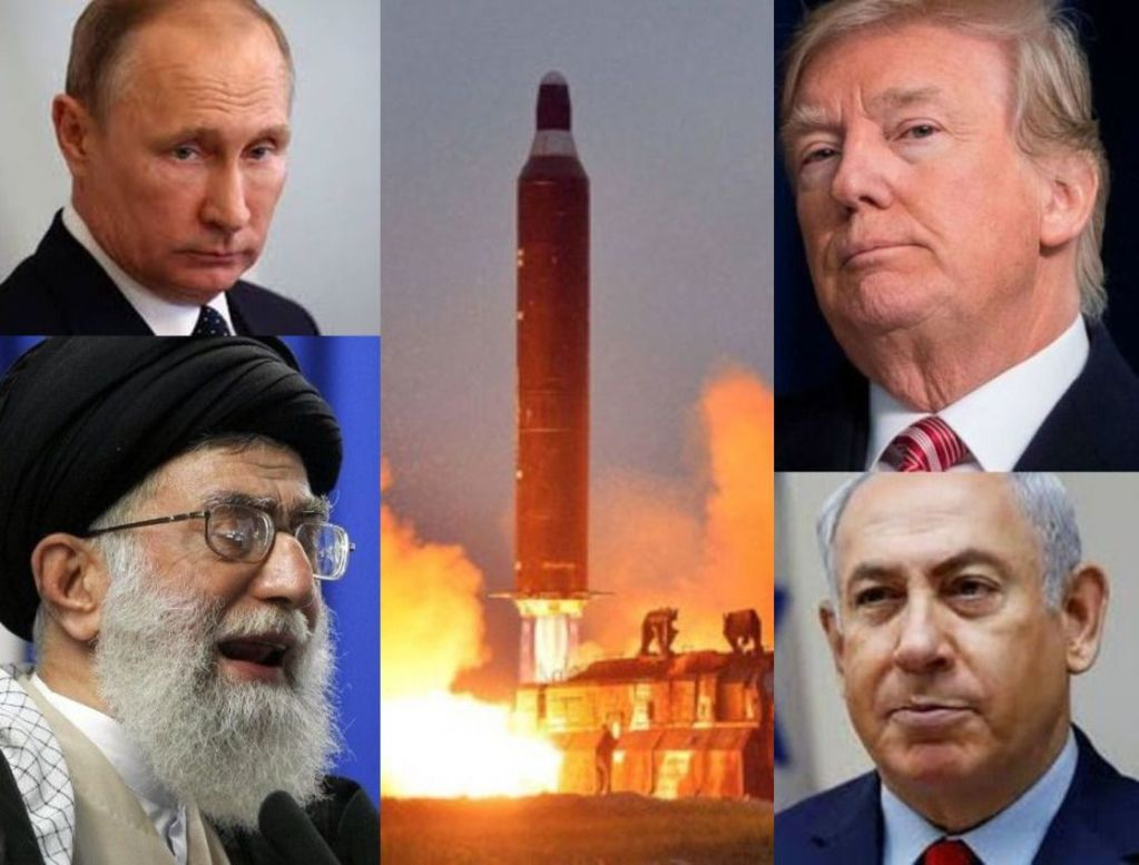 Iran's Fight Against US and Israel